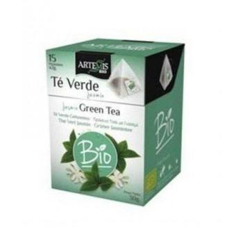 Té verde y Jazmi?n