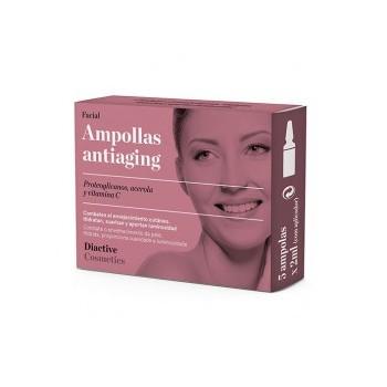 Ampollas faciales antianging