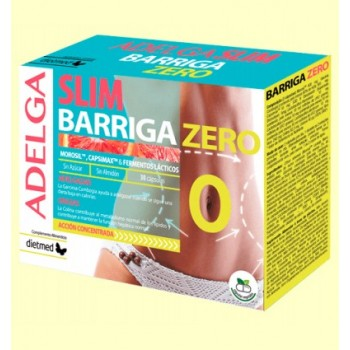 Adelgaslim Barriga Zero 30...