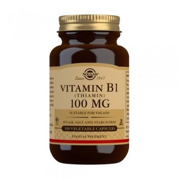 Vitamina B1 100 Cápsulas...