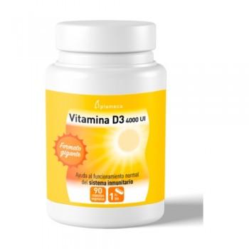 Vitamina D3 90 Cápsulas...