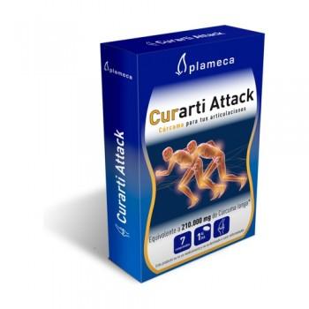 Curarti Attack Plameca