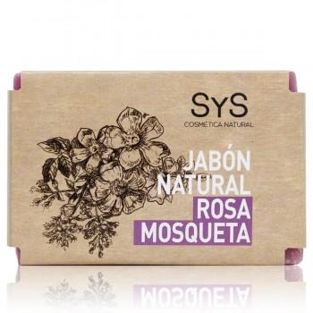 Jabón Rosa Mosqueta 100gr SYS